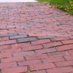 Brick Walkway Frost Heaves Carpenter & Costin