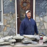 Stone facade carpenter costin rutland vt