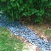 Erosion, retaning walls, Carpenter & Costin, Landscaping, hardscaping, hardscapes, gardening, Rutland Vermont,