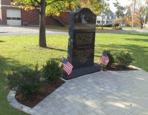 Korean War Memorial Carpenter Costin Rutland VT