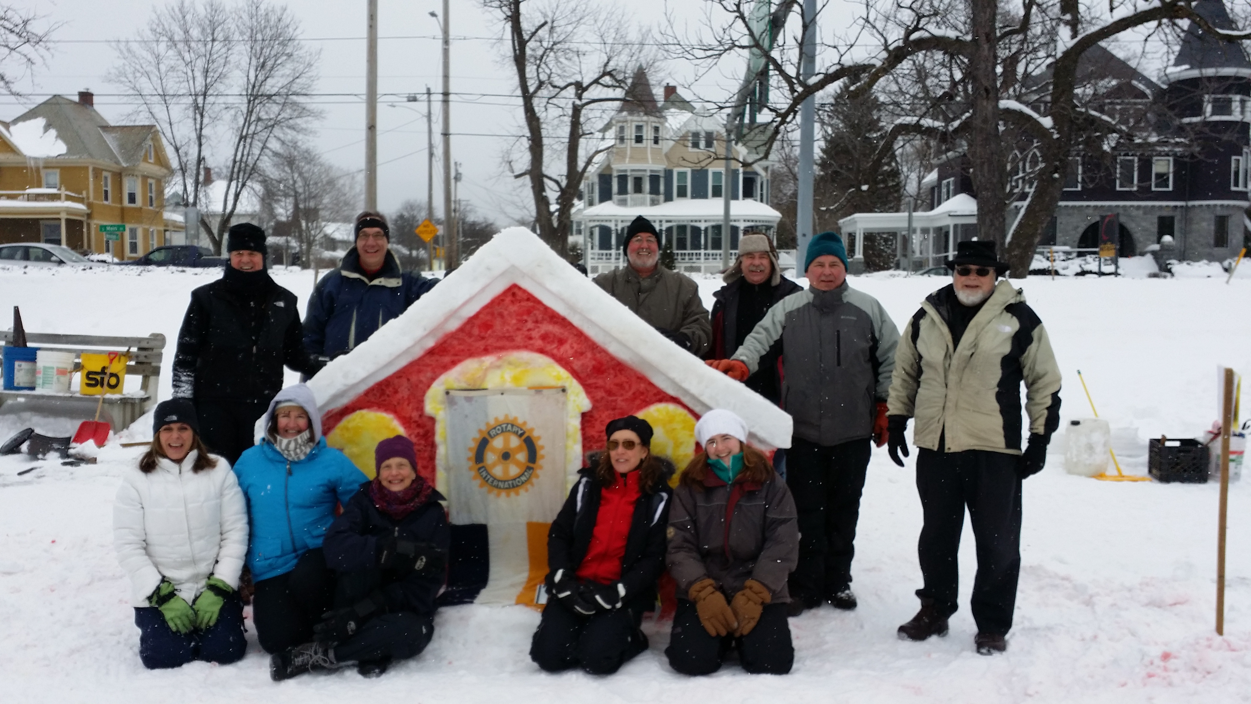 Winterfest 2015 Rutland Rotary