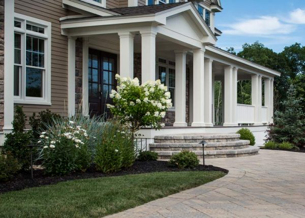 curb-appeal-stone-entry-walkway-landscaping-vermont