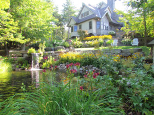 Landscaping design & construction by Carpenter & Costin