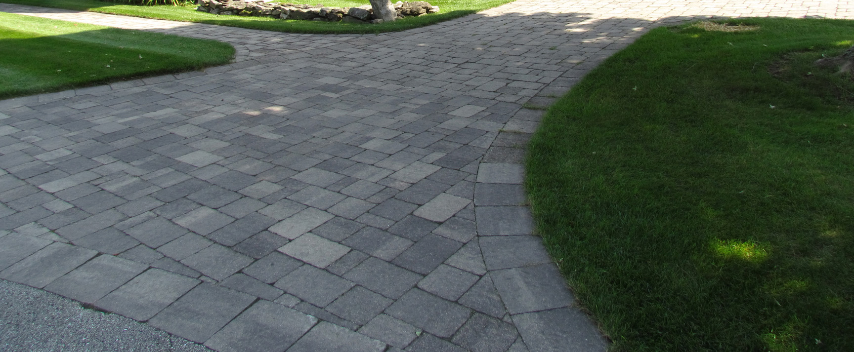 Paver Driveways by Carpenter & Costin Rutland VT
