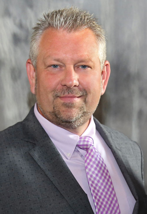 Russ Marsan Portrait