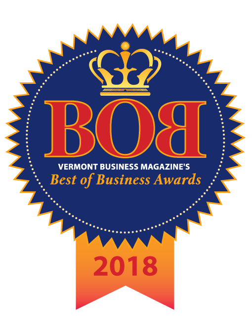 Best of Business Award 2018 Badge